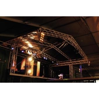 EUROLITE Audience Blinder 4xPAR-36 bk #6