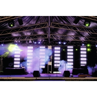 EUROLITE Audience Blinder 4xPAR-36 bk #10