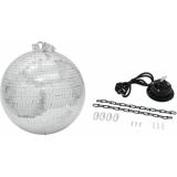 EUROLITE Mirror Ball 40cm with MD-1515 Motor