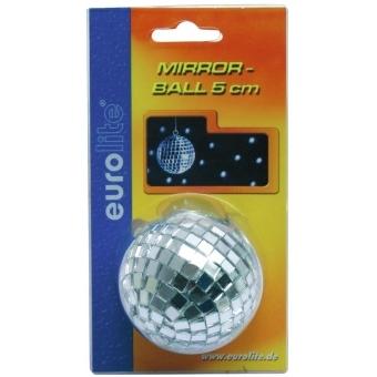 EUROLITE Mirror Ball 5cm in blister