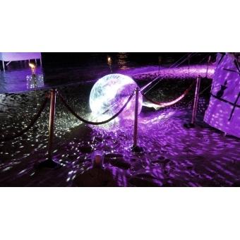 EUROLITE Mirror Ball 150cm #3
