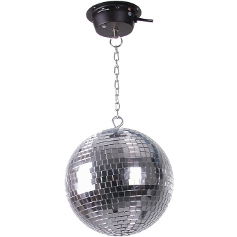 EUROLITE Mirror Ball Set 20cm with Pinspot #2