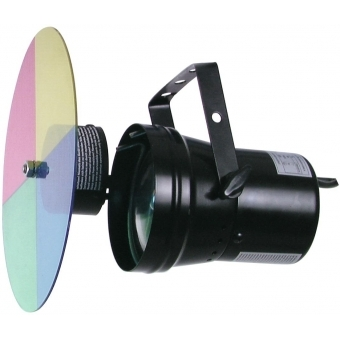 EUROLITE Mirror Ball Set 20cm with Pinspot #3