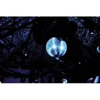 EUROLITE Mirror Ball Set 20cm with Pinspot #4