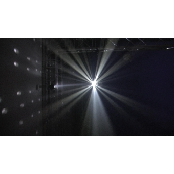 EUROLITE Mirror Ball Set 20cm with LED Spot #3