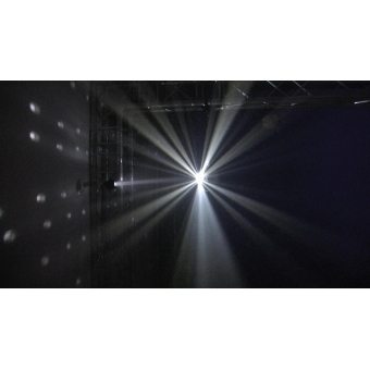 EUROLITE Mirror Ball Set 20cm with LED Spot #4