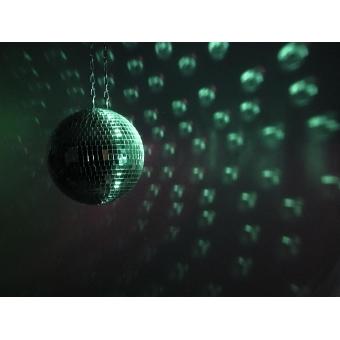 EUROLITE Mirror Ball Set 30cm with Pinspot #2