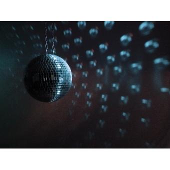 EUROLITE Mirror Ball Set 30cm with Pinspot #3