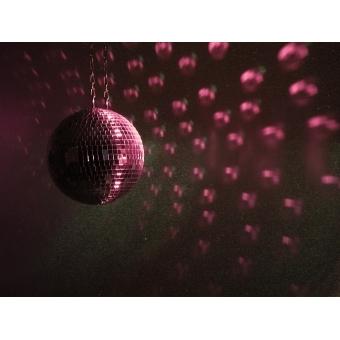 EUROLITE Mirror Ball Set 30cm with Pinspot #5