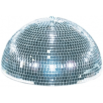 EUROLITE Half Mirror Ball 20cm motorized #2