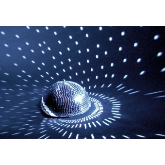 EUROLITE Half Mirror Ball 30cm motorized #4