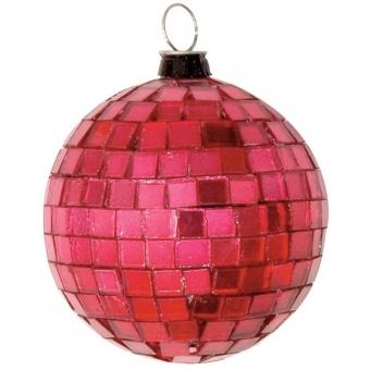 EUROLITE Mirror Ball 5cm red #2