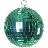 EUROLITE Mirror ball 5cm green