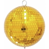 EUROLITE Mirror Ball 20cm gold