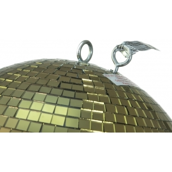 EUROLITE Mirror Ball 30cm gold #2