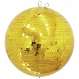 EUROLITE Mirror Ball 40cm gold