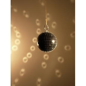 EUROLITE Mirror Ball 10cm black #2