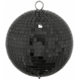 EUROLITE Mirror Ball 15cm black