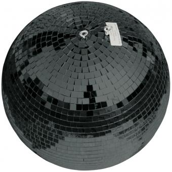 EUROLITE Mirror Ball 30cm black