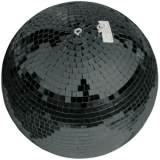 EUROLITE Mirror Ball 30cm black