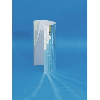 EUROLITE Mirror Mat 400x400mm, 10x10mm mirrors #2