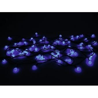 EUROLITE LED Marble Garland 80LEDs SC red/blue #2