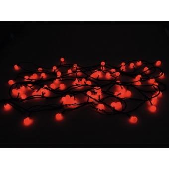 EUROLITE LED Marble Garland 80LEDs SC red/blue #3