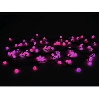 EUROLITE LED Marble Garland 80LEDs SC red/blue #4