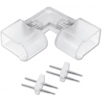 EUROLITE LED Neon Flex EC L-Connector horiz. int. #1