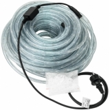 EUROLITE RUBBERLIGHT RL1-230V clear 44m