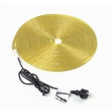 EUROLITE RUBBERLIGHT RL1-230V yellow 9m