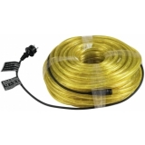 EUROLITE RUBBERLIGHT RL1-230V yellow 44m