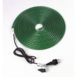 EUROLITE RUBBERLIGHT RL1-230V green 9m