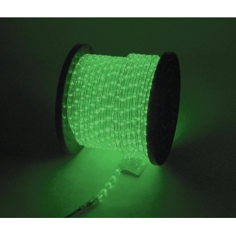 EUROLITE RUBBERLIGHT RL1-230V green 44m #2