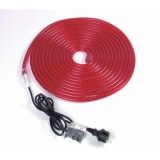 EUROLITE RUBBERLIGHT RL1-230V red 5m