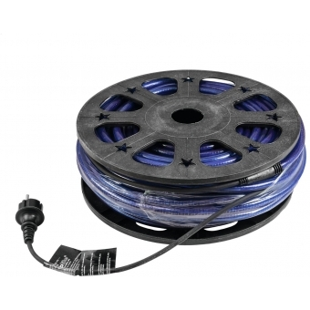 EUROLITE RUBBERLIGHT RL1-230V blue 44m