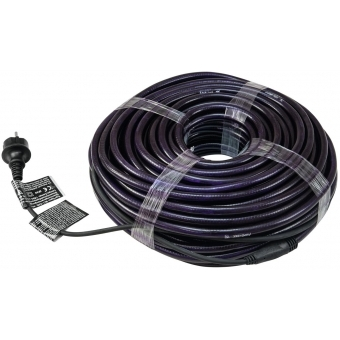 EUROLITE RUBBERLIGHT RL1-230V violet/pink 44m