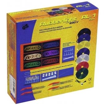 EUROLITE RUBBERLIGHT RL1-230V multicolor 5m #6