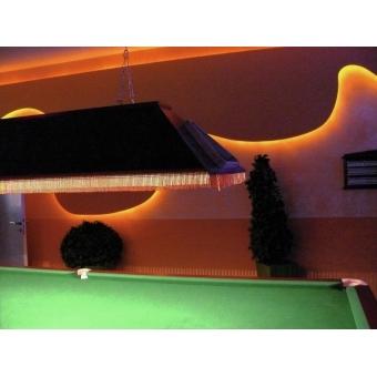 EUROLITE RUBBERLIGHT LED RL1-230V yellow 9m #2