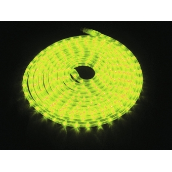 EUROLITE RUBBERLIGHT LED RL1-230V yellow 9m #6