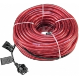 EUROLITE RUBBERLIGHT LED RL1-230V red 44m