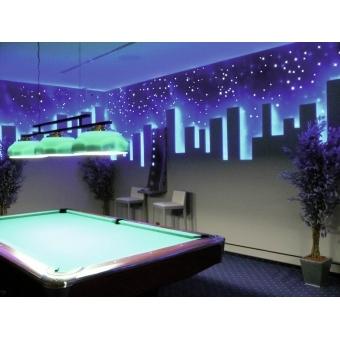 EUROLITE RUBBERLIGHT LED RL1-230V blue 44m #4