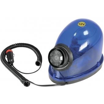 EUROLITE Police Beacon STA-1221S blue 12V/21W SIRE #2