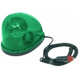 EUROLITE Police Beacon STA-1221 green 12V/21W