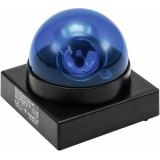 EUROLITE LED Buzzer Police Light blue