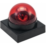 EUROLITE LED Buzzer Police Light red