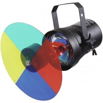EUROLITE Color-Changer-Set + PAR-36 Pinspot #2