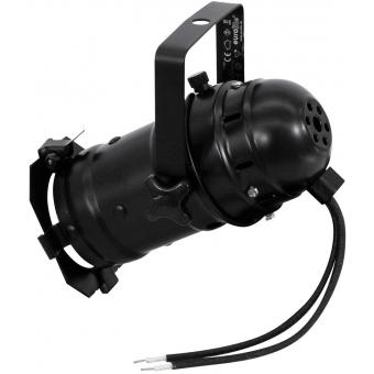 EUROLITE PAR-16 Spot MR-16 black #3