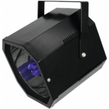 EUROLITE Black Gun with UV ES lamp 50W