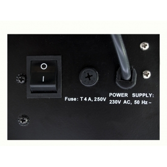 EUROLITE Black Floodlight 400W #4